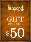 Fishpond Gift Voucher $50